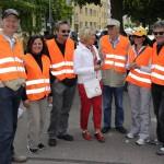 Unterstützung des OT Freiburg