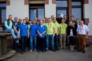 2015 - gruppenfoto distriktsmeeting freiburg