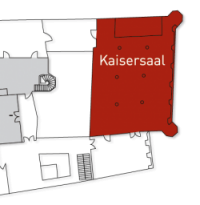 Image of the Kaisersaal event area